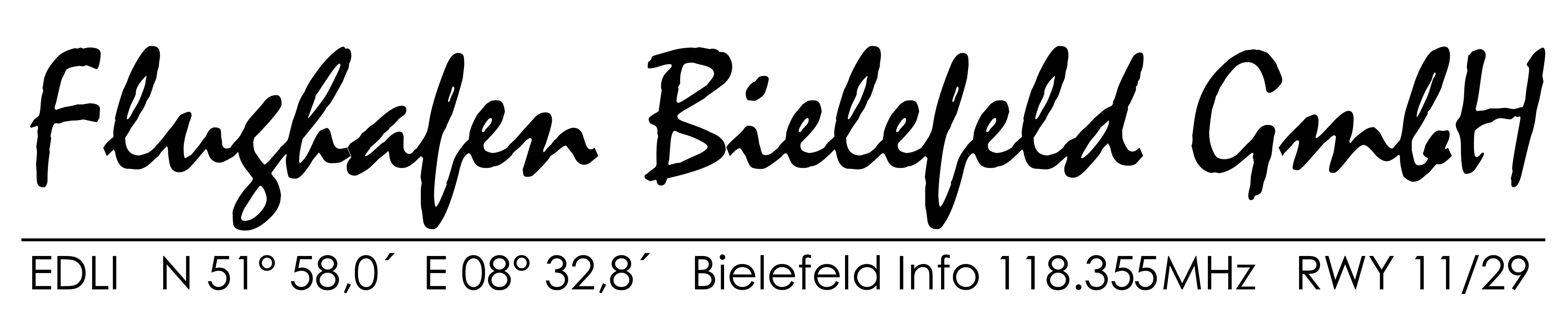 Flugplatz Bielefeld
